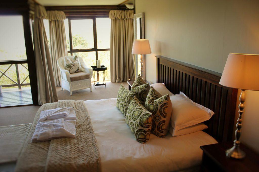 Std Double Room Bedroom